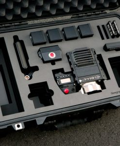 RED epic scarlet camera case