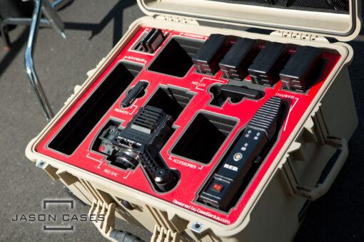 RED epic scarlet camera case