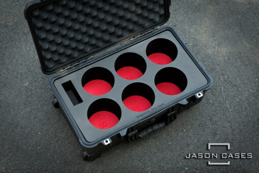 Canon CN-E Cine Primes case compact