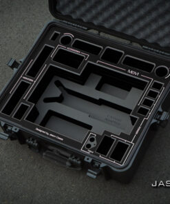 Movi M5 case with Toad-in-the-hole