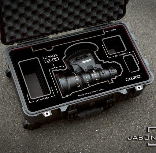 Fujinon Cabrio lens case