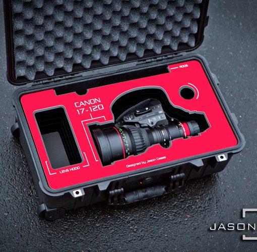 Canon 17-120 case