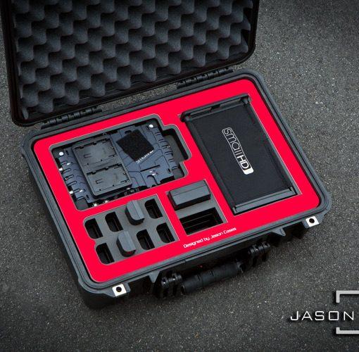 SmallHD DP-7 OLED case