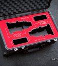Angenieux DP Rouge 30-80mm lens case