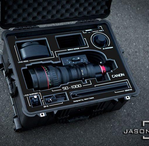 Canon 50-1000mm lens case