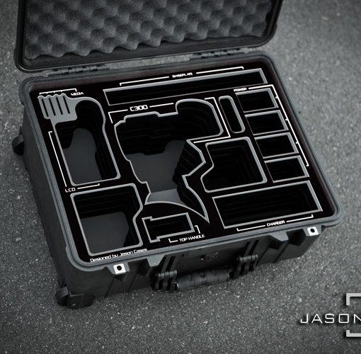 Canon C300 MK2 lens case