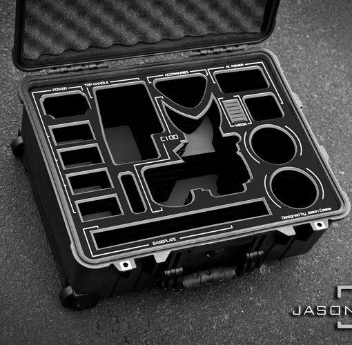 C100 Mark II case