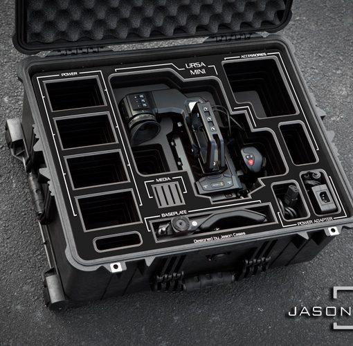 Blackmagic URSA Mini case