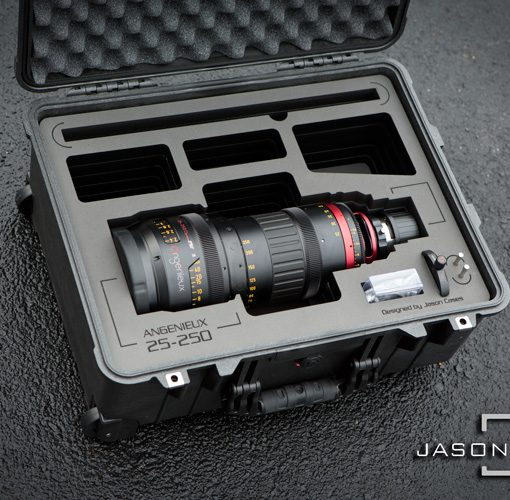 Angenieux Optimo Style 25-250mm case