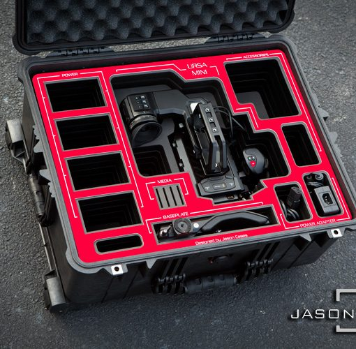 Blackmagic URSA Mini case