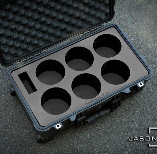 Rokinon XEEN compact lens case