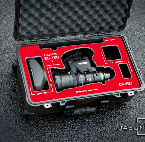 Fujinon Cabrio 20-120mm lens case