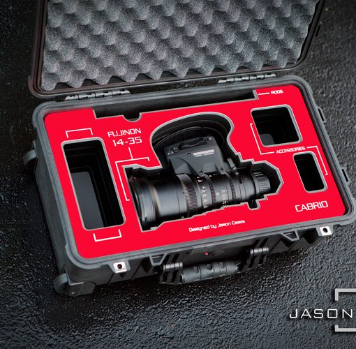 Fujinon 14-35mm lens case