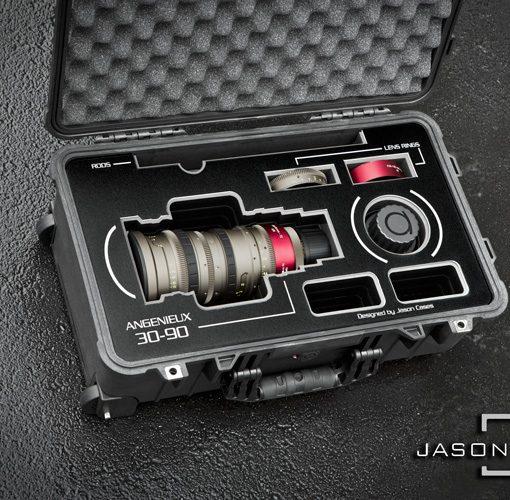 Angenieux EZ-1 30-90mm lens case