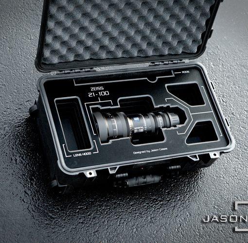 Zeiss 21-100mm lens case