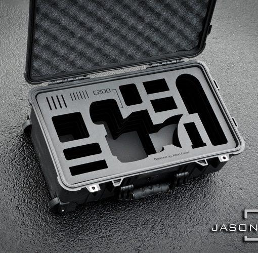 Canon C200 camera case compact