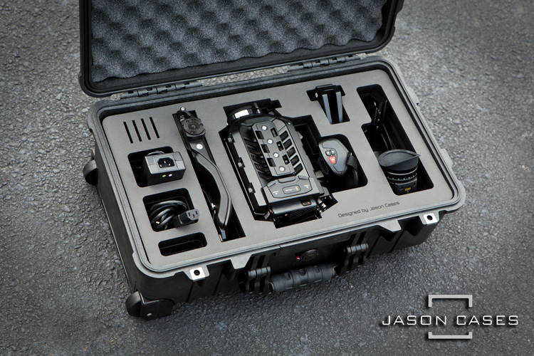 Blackmagic Ursa Mini Case Compact Jason Cases