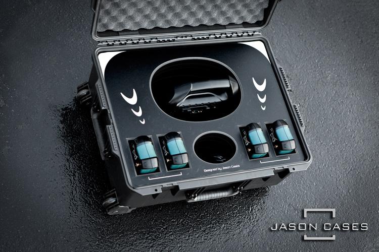 vakaa laatu erikoismyynti varastossa Anton Bauer Digital 90 battery + DUAL Charger case