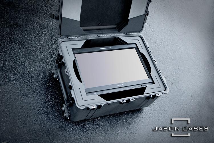Sony Pvm 2541a Monitor Case Jason Cases